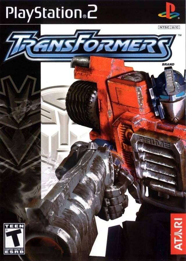 Transformers (Sony PlayStation 2) ~ Emudieval | Download Classic