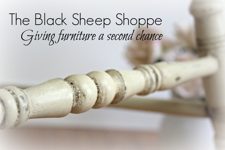The Black Sheep Shoppe Giving furniture a second chance.