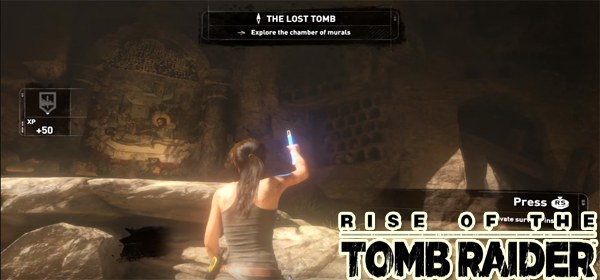 Rise Of The Tomb Raider PC - Screenshot 2