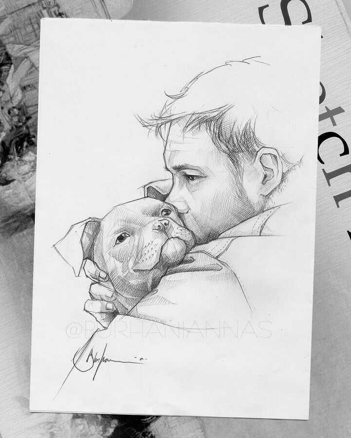 12-Keep-your-friends-close-Nas-Pencil-Drawings-www-designstack-co