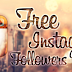 How Do U Get Free Instagram Followers