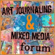 Art Journaling forum.
