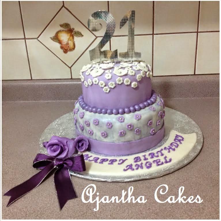 Ajantha Cakes/21st Birthday Cakes