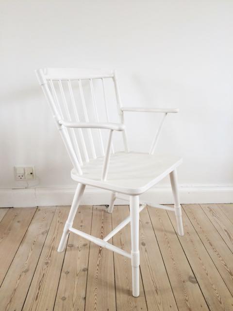 stol med armlæn Retro Furniture: FDB stol med armlæn stol med armlæn