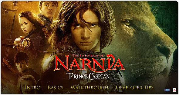 Hantu Baca Film Kolosal Terbaik Wajib di Tonton THE CHRONICLES OF NARNIA : PRINCE CASPIAN