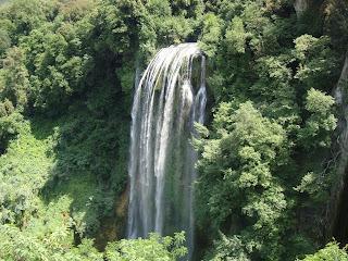 cascada marmore terni