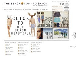 Beach Tomato introduces e-commerce site