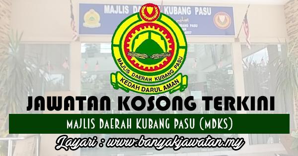 Jawatan Kosong 2017 di Majlis Daerah Kubang Pasu (MDKP) www.banyakjawatan.my