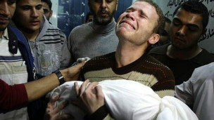 Gaza: relatos chocantes do massacre israelense