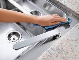 Cara Membersihkan Perlengkapan dapur Stainless