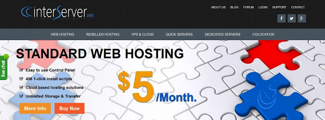 Best Windows Hosting Review - Interserver.net