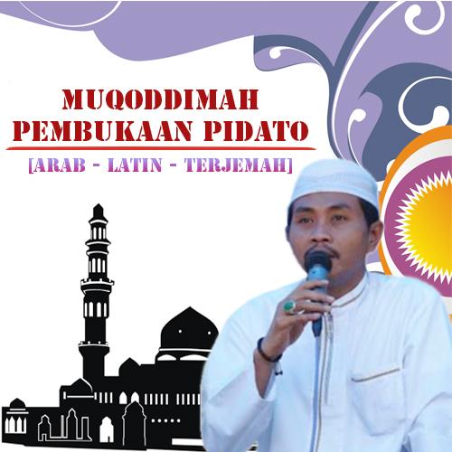 Contoh Mukadimah Pidato Bahasa Arab Dan Artinya Blog Pai