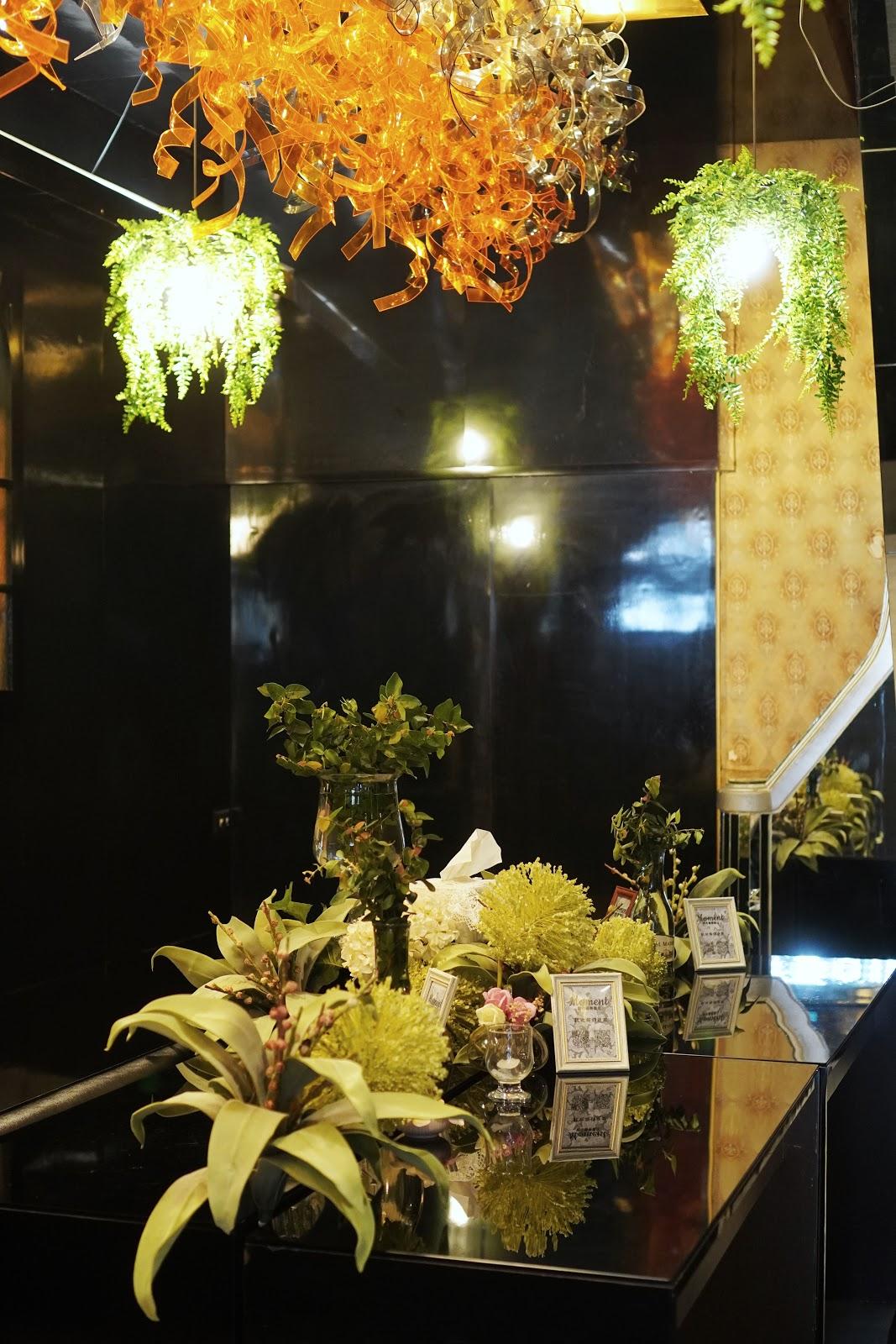 台南中西區美食【Moment烤布蕾專賣店】內用環境