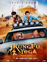 Kung Fu Yoga (2018)