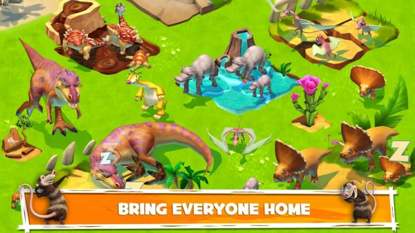 Ice Age Adventures Terbaru Mod Unlocked Money