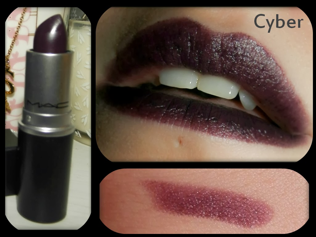 Preferenza Beauty, Miscellany: MAC - Lipstick - Cyber OV15