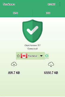 Glo 0.0k free unlimited trick using Tweakware VPN