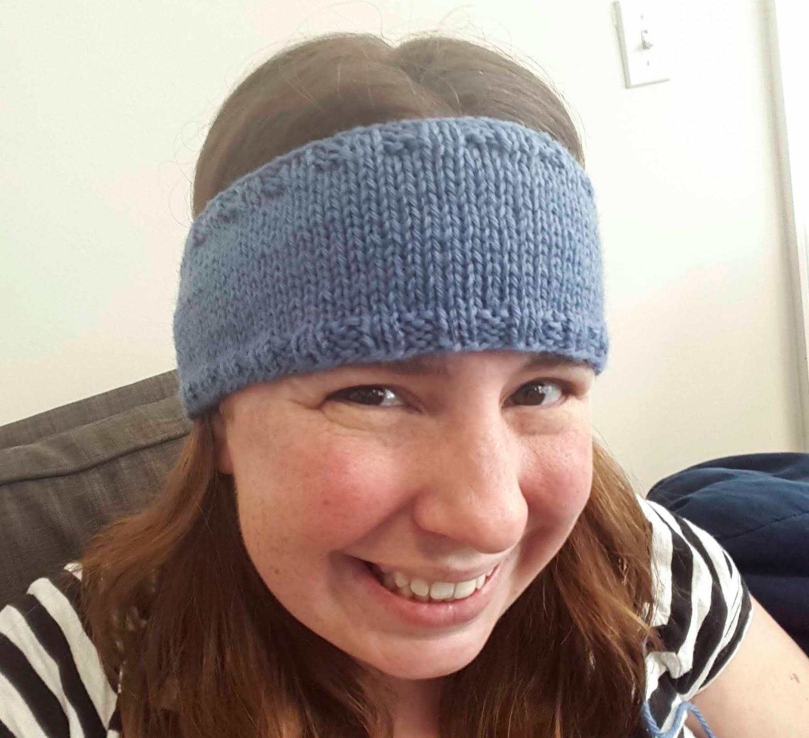 ChemKnits: Generic Headband (Perfect for Adding a Duplicate Stitch ...