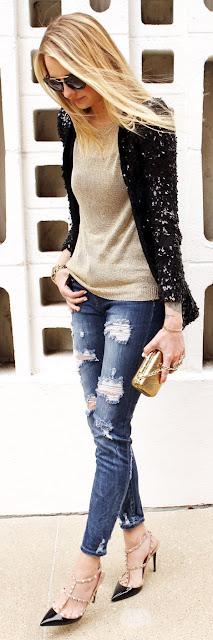 asesoria de imagen, look de fiesta, como vestir jean de fiesta, outfit de fin de año, july latorre, julieta latorre, outfit con jean, consejos, consejos de moda