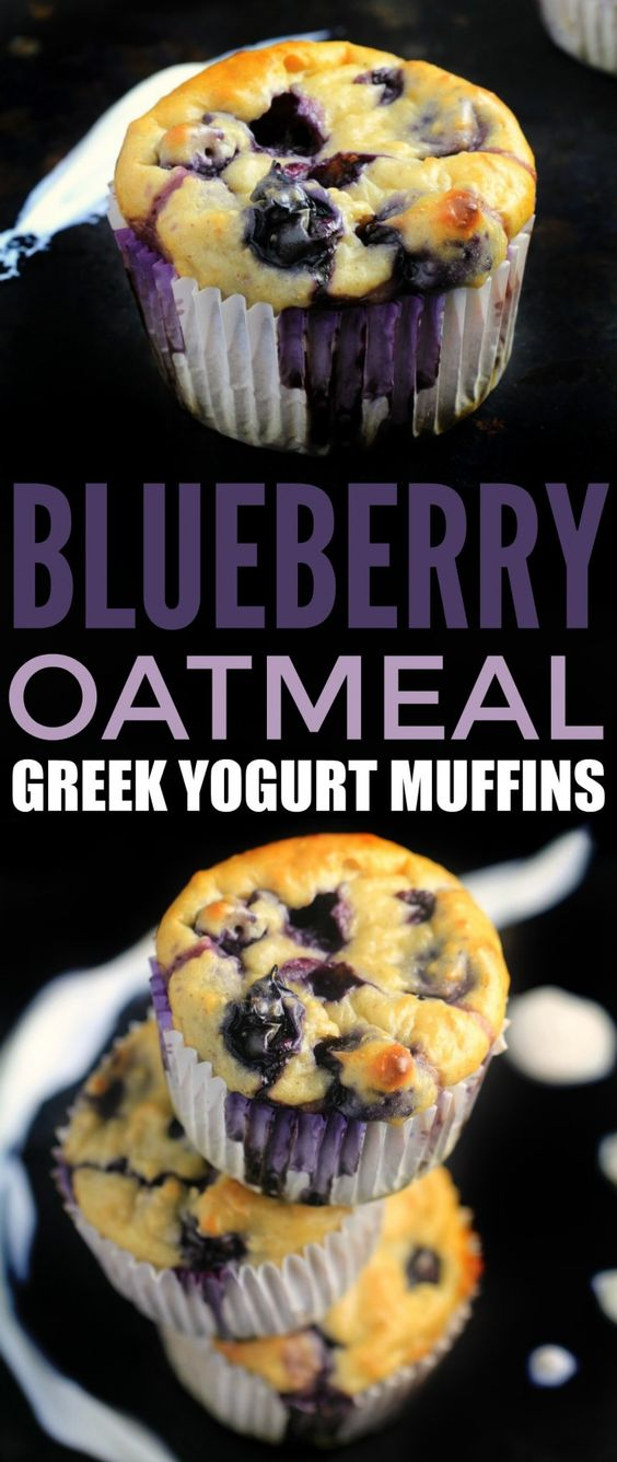 ★★★★☆ 2311 ratings ⋅ BLUEBERRY OATMEAL GREEK YOGURT MUFFINS  #HEALTHYFOOD #EASYRECIPES #DINNER #LAUCH #DELICIOUS #EASY #HOLIDAYS #RECIPE #DESSERTS #SPECIALDIET #WORLDCUISINE #CAKE #APPETIZERS #HEALTHYRECIPES #DRINKS #COOKINGMETHOD #ITALIANRECIPES #MEAT #VEGANRECIPES #COOKIES #PASTA #FRUIT #SALAD #SOUPAPPETIZERS #NONALCOHOLICDRINKS #MEALPLANNING #VEGETABLES #SOUP #PASTRY #CHOCOLATE #DAIRY #ALCOHOLICDRINKS #BULGURSALAD #BAKING #SNACKS #BEEFRECIPES #MEATAPPETIZERS #MEXICANRECIPES #BREAD #ASIANRECIPES #SEAFOODAPPETIZERS #MUFFINS #BREAKFASTANDBRUNCH #CONDIMENTS #CUPCAKES #CHEESE #CHICKENRECIPES #PIE #COFFEE #NOBAKEDESSERTS #HEALTHYSNACKS #SEAFOOD #GRAIN #LUNCHESDINNERS #MEXICAN #QUICKBREAD #LIQUOR