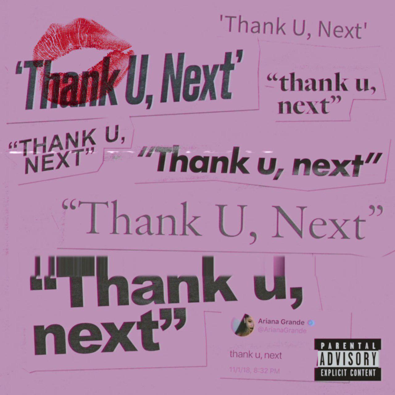 Thank U Next Descargar Gratis: Thank U, Next (2018)