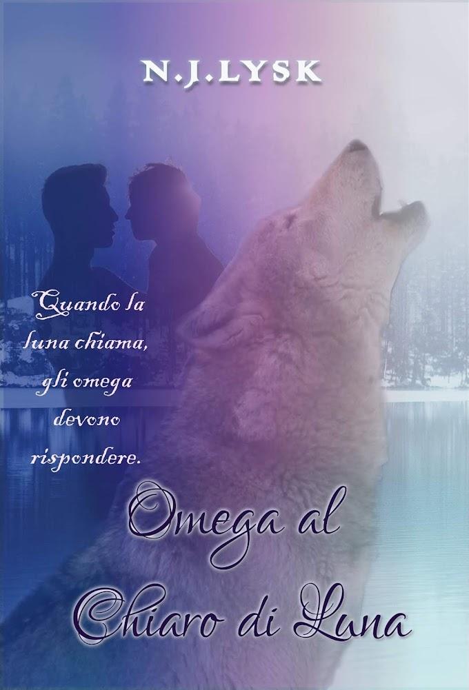 """Libri in uscita: """"Omega al chiaro di Luna"""" di N.J. Lysk"""
