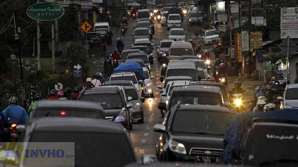 Bogor Kota Kedua Termacet Di Dunia Versi Waze