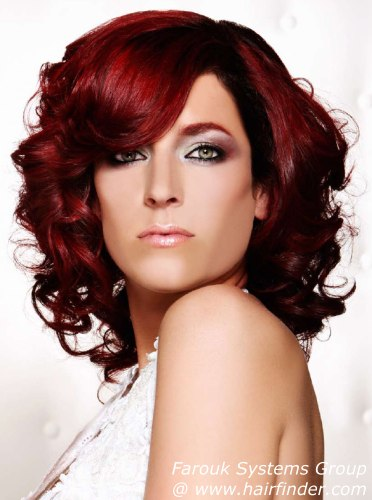 New Hair : Red Hair Color Ideas