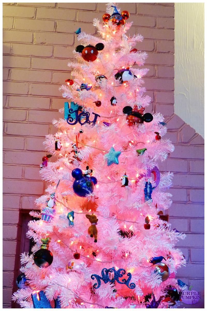 #Disney Christmas Tree