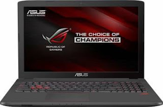 Laptop Asus ROG GL752VW