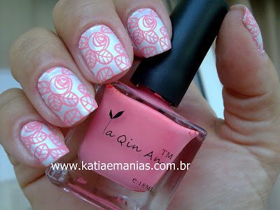 Born Pretty, Novo Toque, Outubro Rosa,