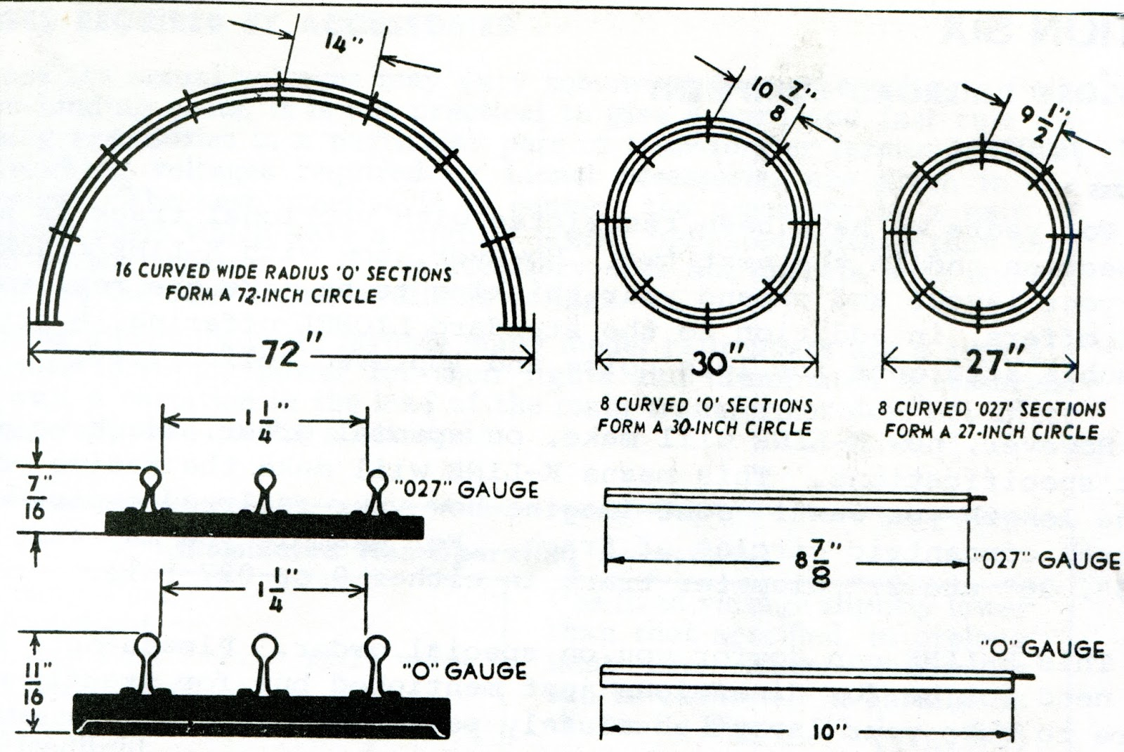 hight resolution of lionel track wiring