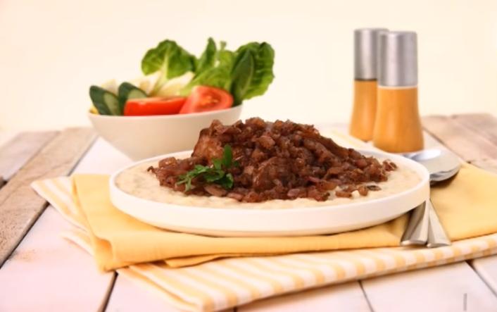 Jareesh is a traditional dish popular in the Arabian Peninsula Jareesh Recipe