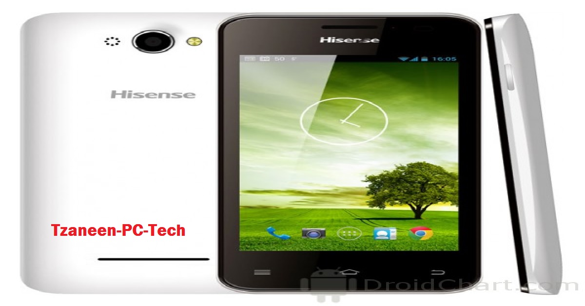 How To Bypass Google Account On Hisense U601S ~ PC Smartphone Repair