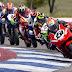 Primer campeón argentino del año y un gran duelo en el Superbike Argentino