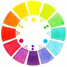 Purple sage originals inspiration from children and baby - Sage green color wheel ...