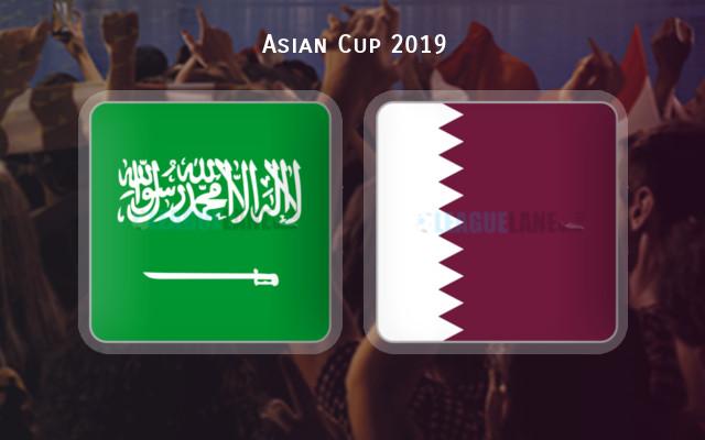 قطر اتفوز على السعودية بهدفين دون رد فى الجولة الاخيرة من مباريات كأس الأمم الآسيوية 2019