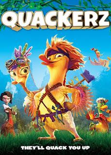 Film Quackerz (2016) Subtitle Indonesia