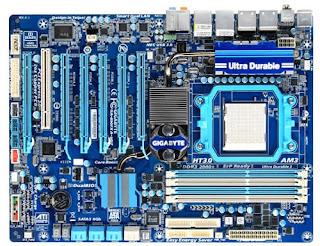 Daftar Harga Motherboard AMD Terbaru Bulan Agustus 2013