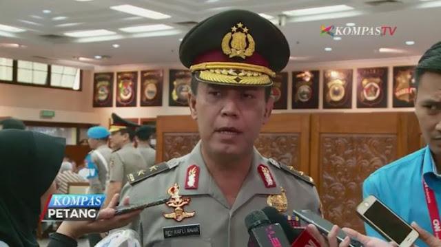 Polri Buktikan Sembilan Teroris Kelompok Abu Nusaibah Susupi Aksi 411
