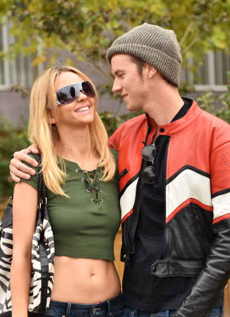Así lucirán Britney Spears y Justin Timberlake en la película no autorizada de la cantante