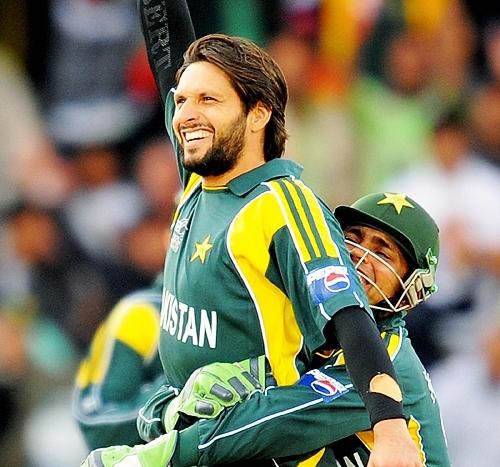 Cricketoria  Shahid Af...