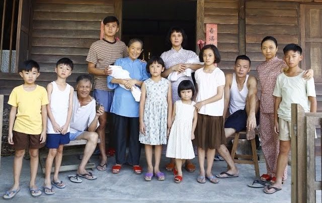 Set in a local kampung in the late 1960s