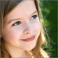 Красивое фото девочки