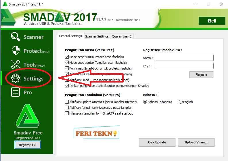 cara registrasi idm dan serial numbernya