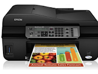 Epson WorkForce 435 Drivers & Software Download