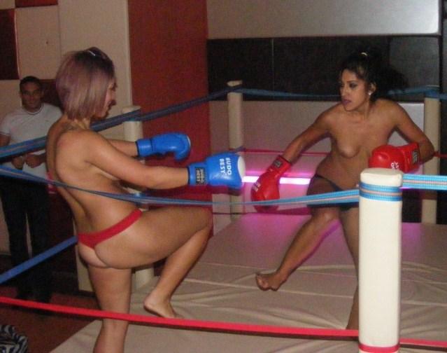 Opinion Sexy nude women boxing opinion