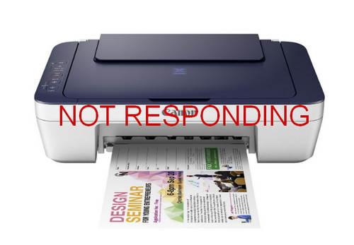 Inilah 2 Cara Mengatasi Printer Not Responding