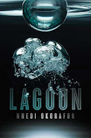 Lagoon by Nnedi Okorafor book cover