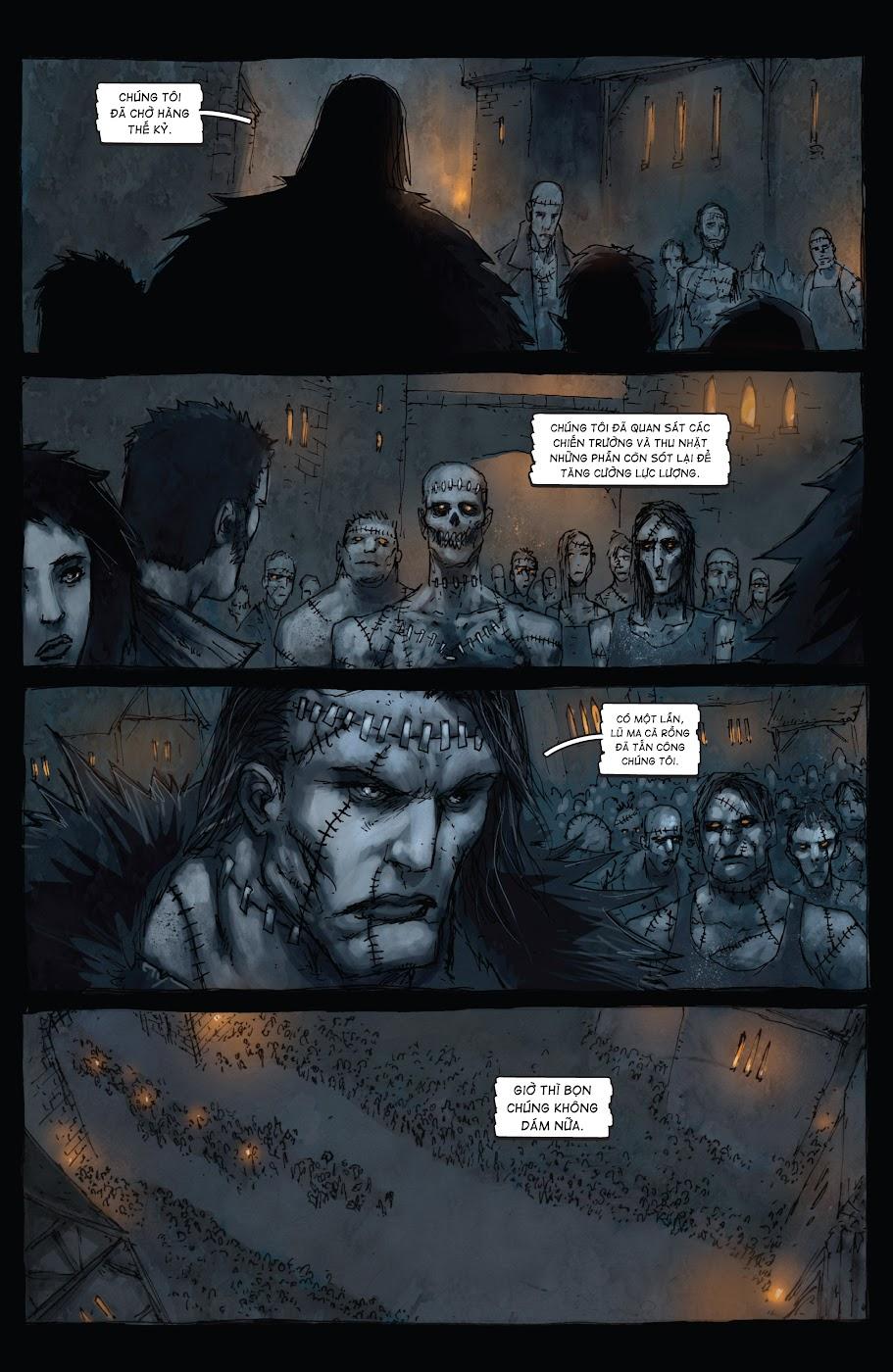 Broken Moon chương 2 trang 22